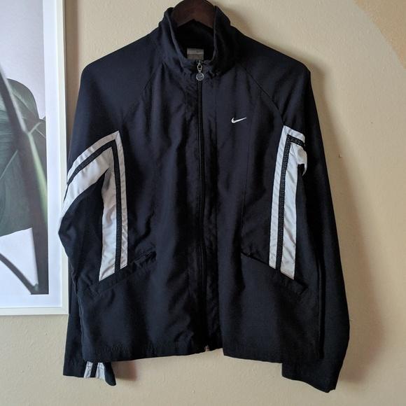 Nike Jackets & Blazers - 🌴 Nike Women's Full Zip Windbreaker Jacket Blue